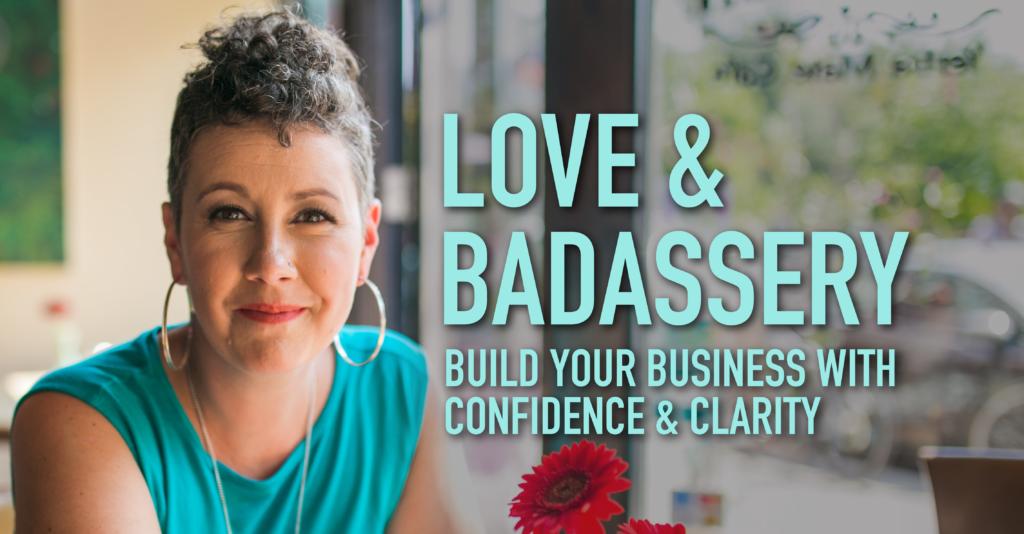 Love&Badassery header image